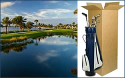 Golf Club Shipping Palm Beach Gardens, Florida